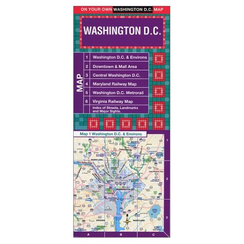Street Map Of Dc
