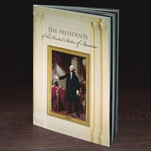 Presidents of the United States Paperback Book