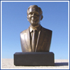 "George W. Bush 6"" Bronze Bust"