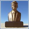 """John F. Kennedy 6"""" Bronze Bust"""