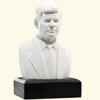 "John F. Kennedy 6"" Marble Bust"