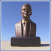 "Ronald Reagan 6"" Bronze Bust"