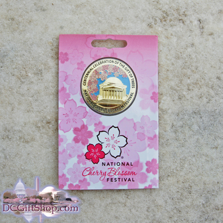 100th Anniversary Cherry Blossom Coin