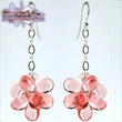 Cherry Blossom Dangle Earrings