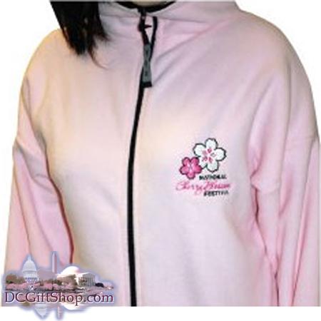 Cherry Blossom Pink Fleece