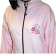 National Cherry Blossom Festival Pink Fleece