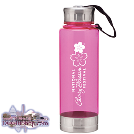 Cherry Blossom Festival Water Bottle