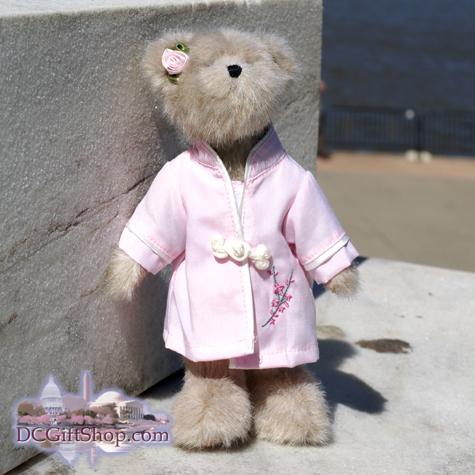 2007 Cherry Blossom Teddy Bear