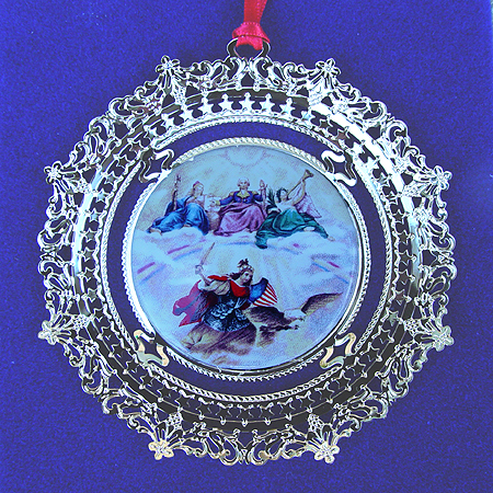1996 Capitol Apotheosis of George Washington Ornament