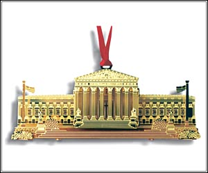 1996 First Edition Supreme Court Ornament
