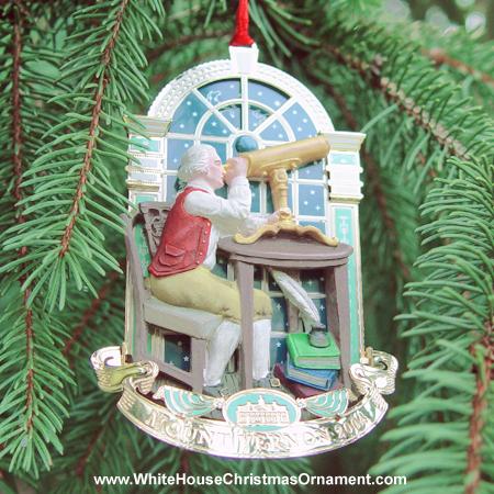 2004 George Washington at the Palladian Window