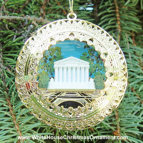 2004 Supreme Court Ornament