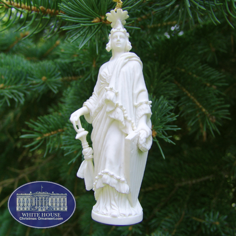 2005 Statue of Freedom Ornament
