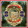 2006 White House Chester A Arthur Ornament