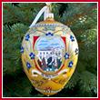 2008 George Washington Administration Ornament