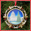 2009 US Capitol Holiday Ornament