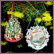 2009 White House Historical Ornament Set