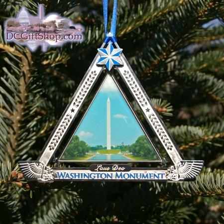 2010 Washington Monument Ornament