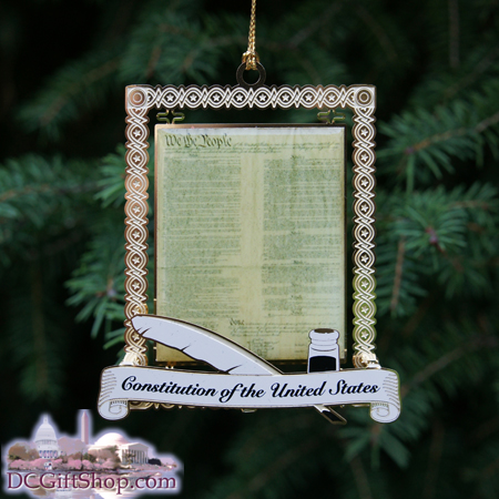 2011 U.S. Constitution Ornament