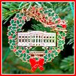 2011 Secret Service Holiday Ornament