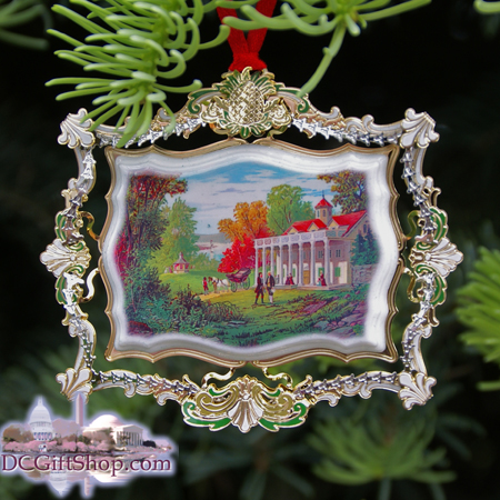 2012 Mount Vernon Hospitality Ornament