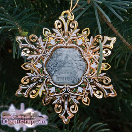 2012 U.S. Capitol Anniversary Ornament