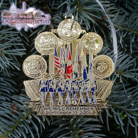 9-11 Remembrance Ornament