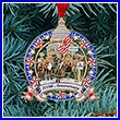 100th Anniversary Women's Right to Vote Ornament