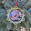 President Donald Trump Christmas Ornament