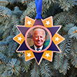 Joe Biden Holiday Ornament