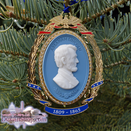 2013 President Abraham Lincoln Ornament