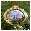 The Washington DC Cameo Ornament