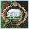 The White House Cameo Ornament