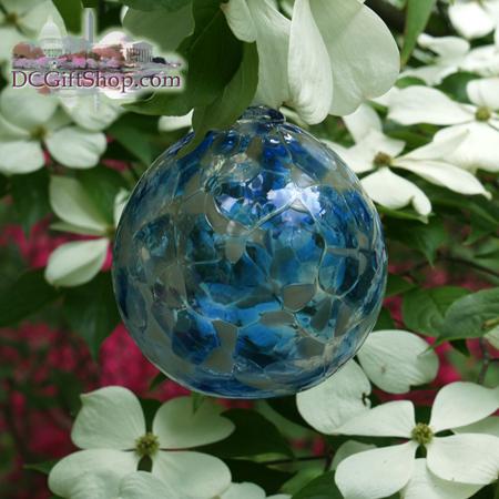 Glass Ornament - Civil War Tribute