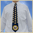 The Great Seal of the United States Tie