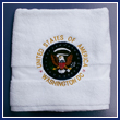 White House Great Seal Towel
