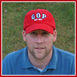 Red Republican Party GOP Baseball Cap