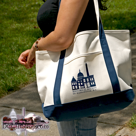 Historical Society of Washington D.C. Tote Bag