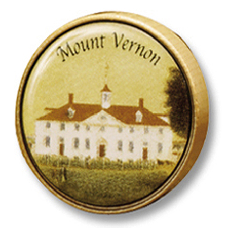 Mount Vernon circa 1792 Bottle Cork