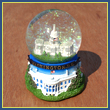 The U.S. Capitol Musical Snow Globe