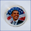 President Barack Obama Paperweight