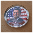 Ronald Reagan Paperweight
