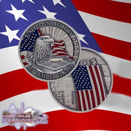 United In Memory Commemorative Coin