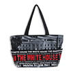 White House Black and Red Bag