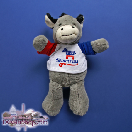 Democratic Party Stuffed Donkey