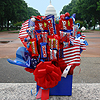 Freedom Candy Basket