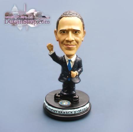 Barak Obama Bobble Head