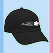 Black National Cherry Blossom Festival Cap