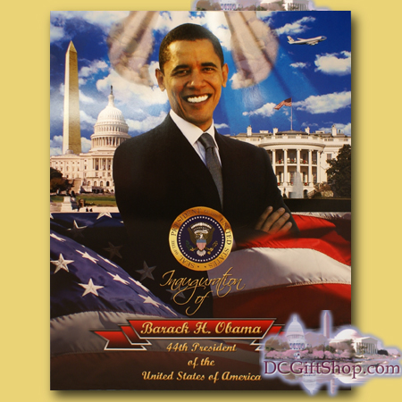 Barack Obama 56th Presidential Inauguration Poster