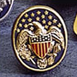 Madison Glassware Gold Tie Tack